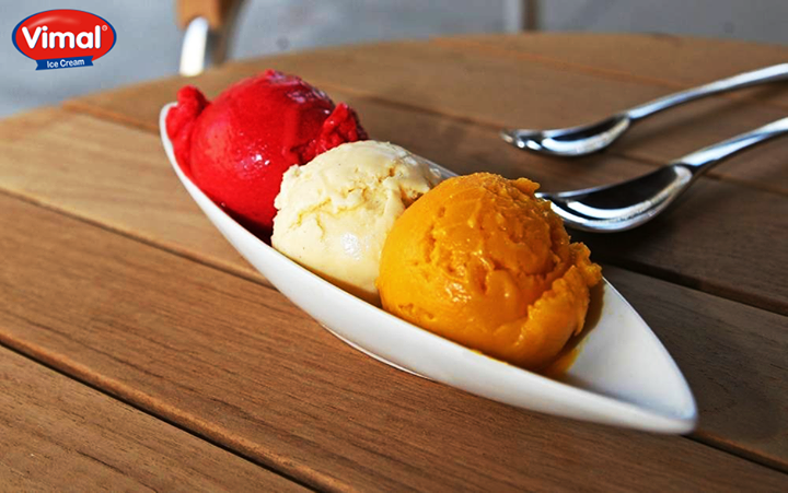 What are you in the mood for this Monday evening?   #IceCream #MondayBlues #Mood #VimalIcecream #Ahmedabad
