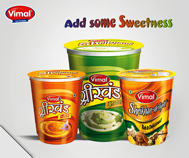 Here's how you can turn your #Monday evening to an exciting one!   #IcecreamLovers #VimalIcecream #Ahmedabad