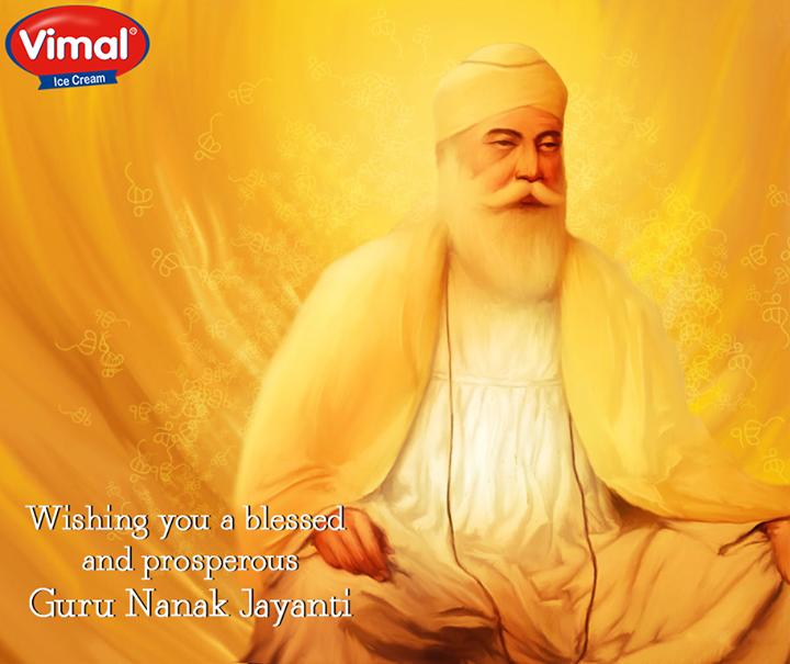 Warm wishes to you and your family. Happy #GuruPurab!  #GuruNanakJayanti