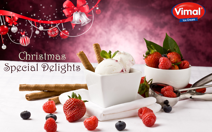 Vimal Ice Cream,  Christmas,, Delights, Celebrations, Icecream, VimalIcecream, Ahmedabad