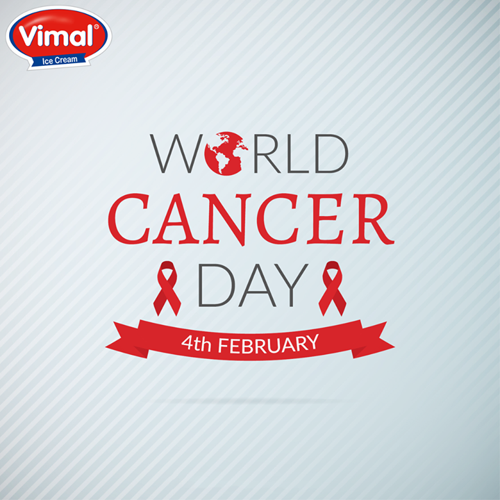 Let's Fight against Cancer. We Can, I Can.  #WorldCancerDay