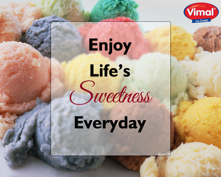 Wish you all a great week ahead!  #MondayMotivation #WiseWords #IcecreamLovers #VimalIcecream #Ahmedabad