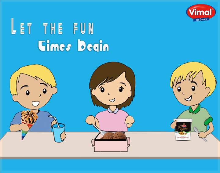 Sit Together, Laugh Together, Masti made Together or Click some selfies and enjoy your special moments with Vimal Ice Cream !  #Specialmoments #Friends #IcecreamLovers #VimalIcecream #Ahmedabad