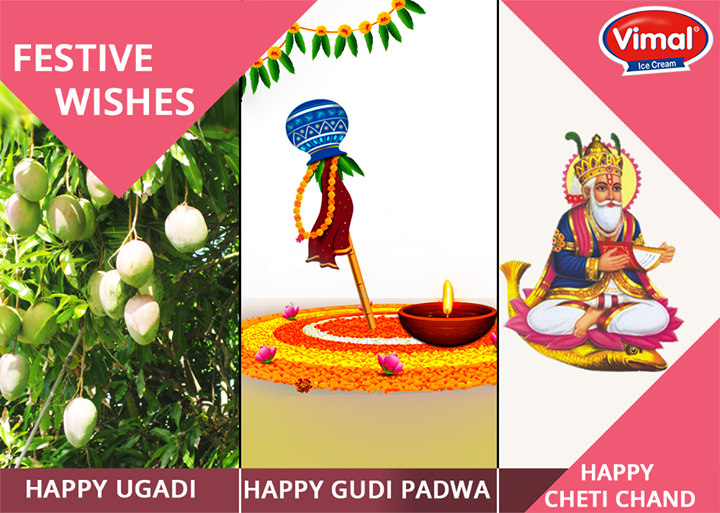 Best wishes for a wonderful festivities and a new year filled with peace and happiness!  #Ugadi #GudiPadwa #ChetiChand