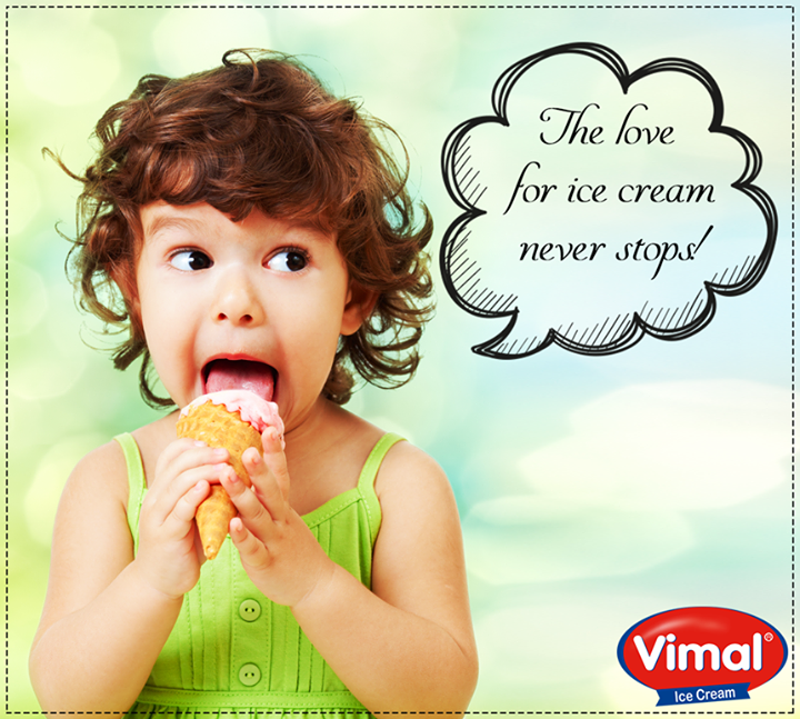#IceCream pleasure does no harm!  #IcecreamLovers #VimalIcecream #Ahmedabad
