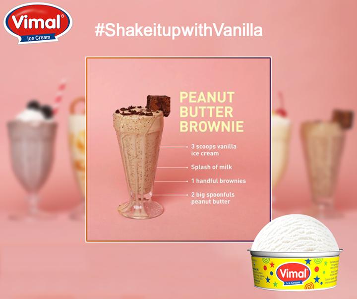 Vimal Ice Cream,  Vanilla, VimalIceCream, Ahmedabad