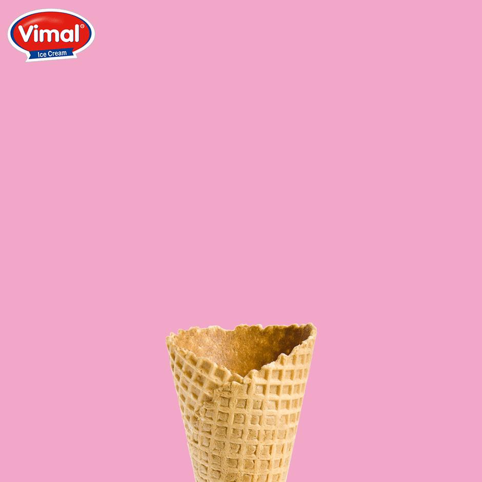Top up with your favorite ice cream flavors and ooze out your happy mood!  #IcecreamLovers #VimalIcecream #Ahmedabad