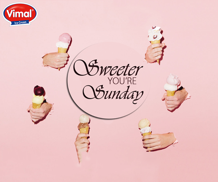 Give a treat to your taste buds on this weekend with our delicious flavors!  #IcecreamLovers #VimalIcecream #Ahmedabad
