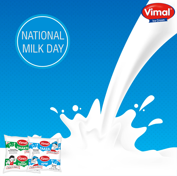 Vimal Ice Cream,  NationalMilkDay, VImalIceCream, VimalDairy, Ahmedabad