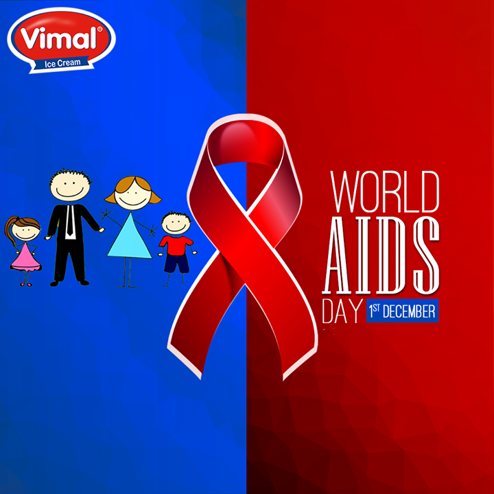 Vimal Ice Cream,  HIV., Humanity, WorldAidsDay, AidsDay, VimalIceCream