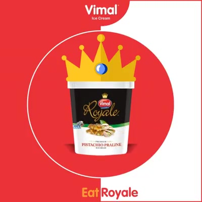 Enjoy the rich taste of Royale in 3 different flavors.  #Royale #IceCreamLovers #Vimal #IceCream #VimalIceCream  #Ahmedabad