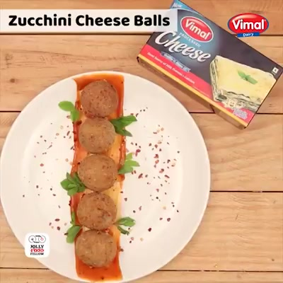 Prepping up for a #weekendparty? Here's your best bet for shining out! #ZucchiniCheeseBalls made with #VimalCheese   #CheeseLovers #Cheese #Vimal #Ahmedabad #VimalDairy