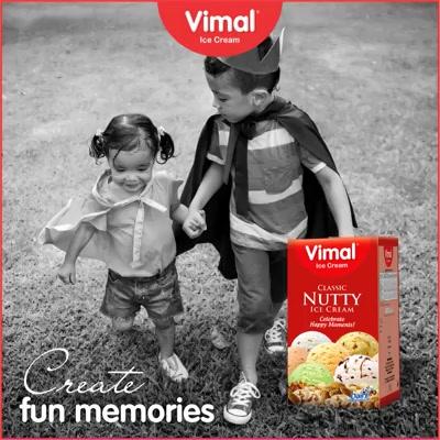 Share your ice cream memories with Vimal Ice Cream  #IcecreamTime #IceCreamLovers #FrostyLips #Vimal #IceCream #VimalIceCream #Ahmedabad